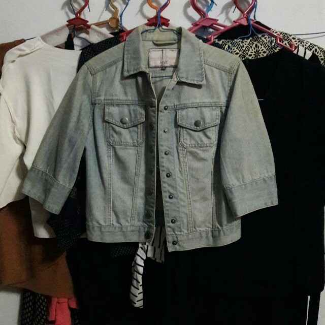 Jacket jeans by Next