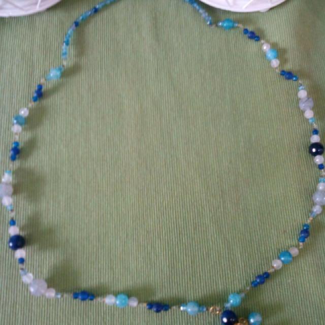 Kalung kristal swarovski