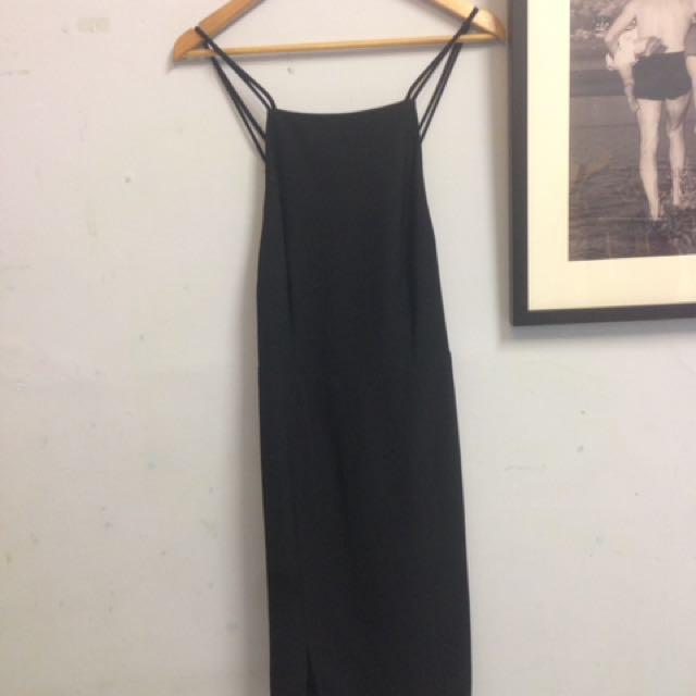 Keepsake backless dress (12)