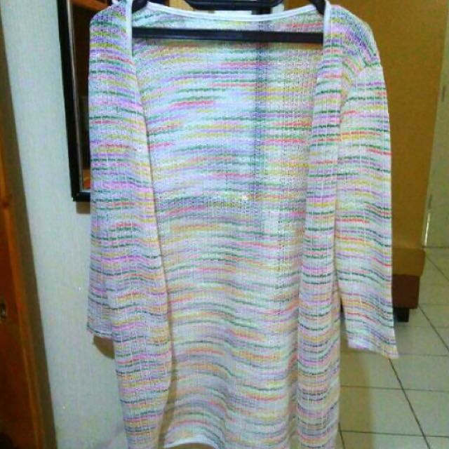 Knitted Long Outter