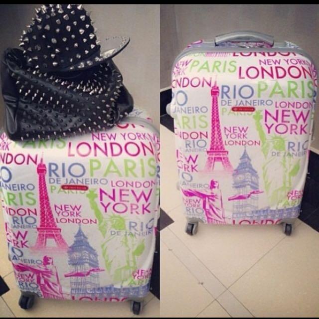 Koper luggage size L