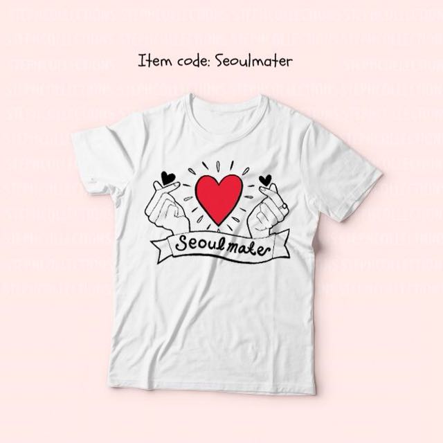 Kpop shirts