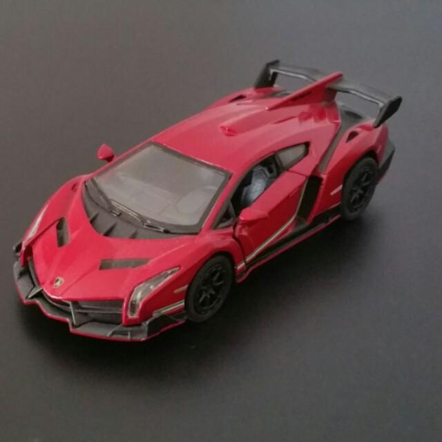 Lamborghini Veneno Toys Games Bricks Figurines On Carousell