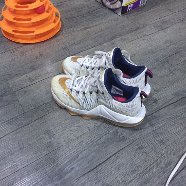 LBJ 12 Low 低筒籃球鞋