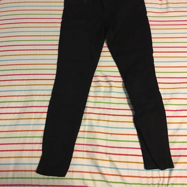 Levi's Black Size 26 Jeans