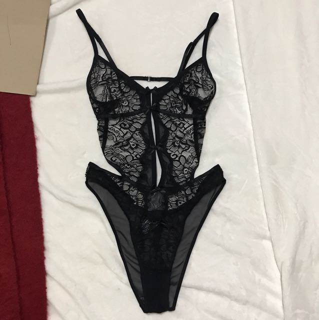 Lingerie body suit (brand new)