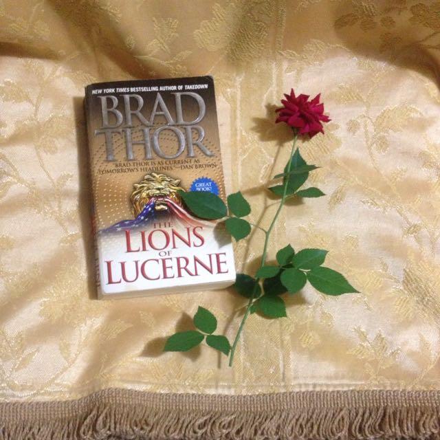 Lions of Lucerne