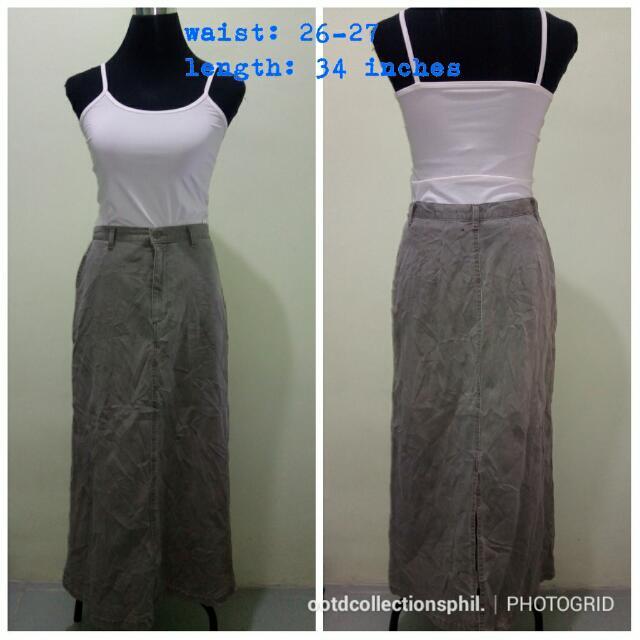 long skirt  👼👼