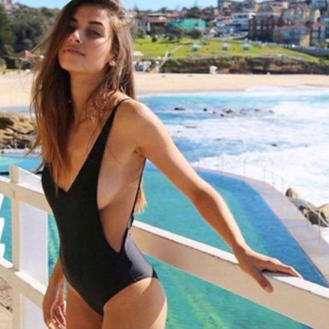 Lowback Bikini