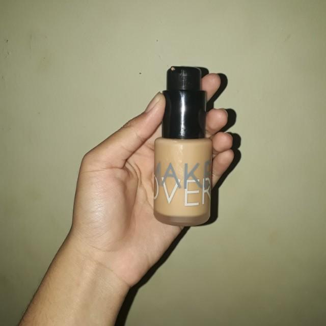 Makeover liquid matt foundation 06