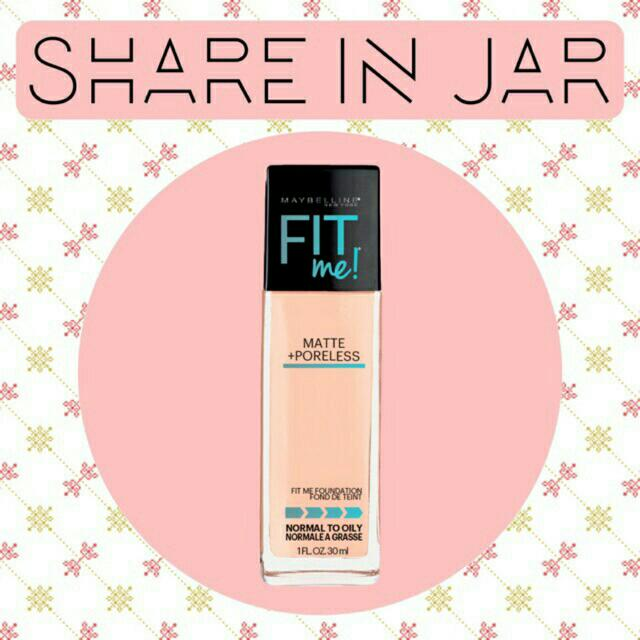 Maybelline Fit Me Shade 220 Natural Beige