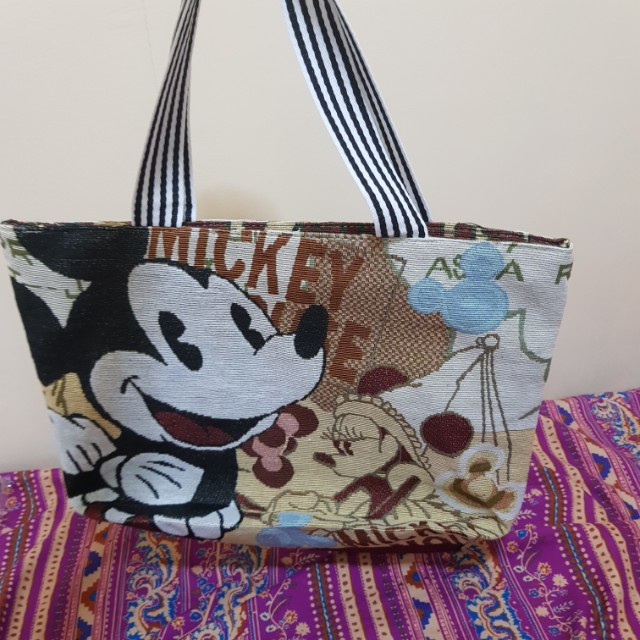 Mickey Mouse Design Bag