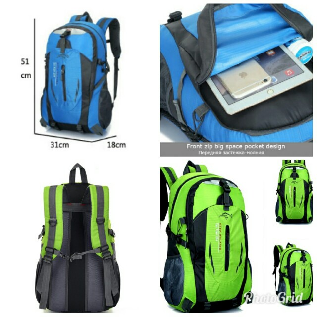 73ed6af09d21 military Man Woman Fashion Backpacks Hot Oxford Waterproof Out Door Travel  Bags Sack Men Backpack black green functional bags, Men's Fashion, Bags &  Wallets ...