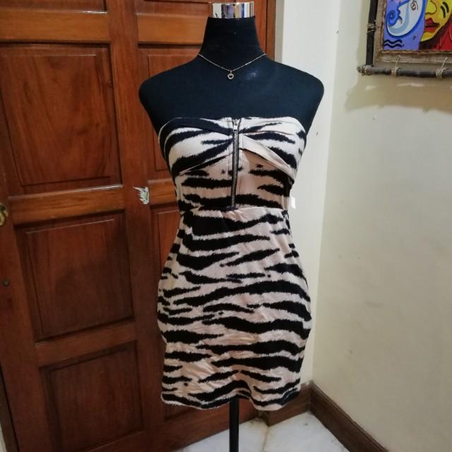 Mini Sexy Dress