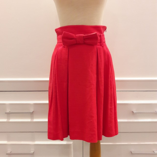MNG High Waist Skirt