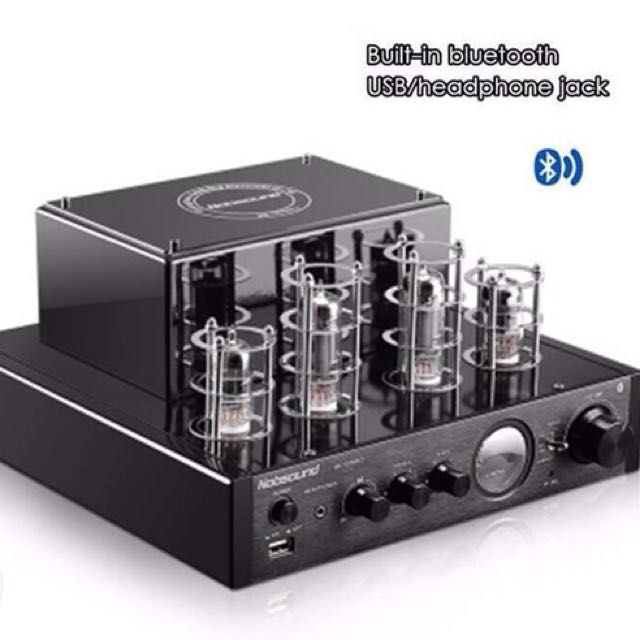 MS-10D Vacuum Tube Amplifier w/ Bluetooth connection