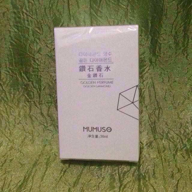 Mumuso (Korea) Golden Perfume🎀