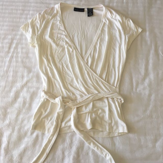 New york company - white blouse