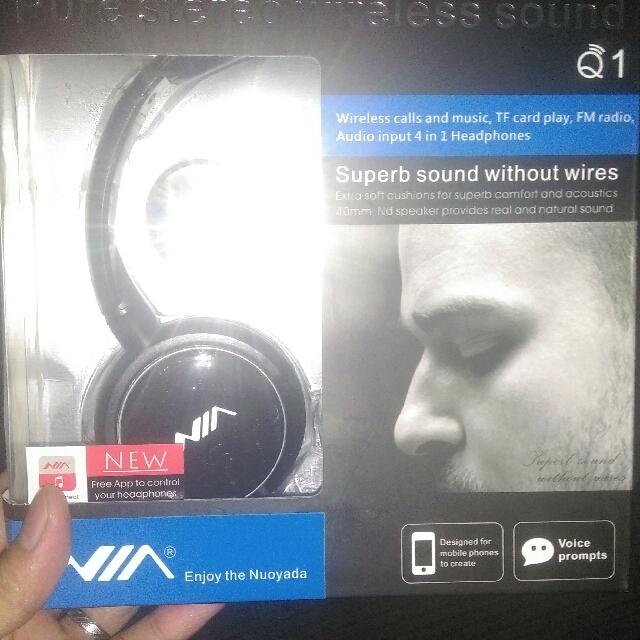 nia q1 bluetooth headset