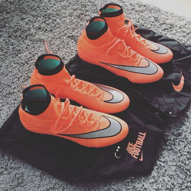 Nike Mercurial Superfly 4 mango