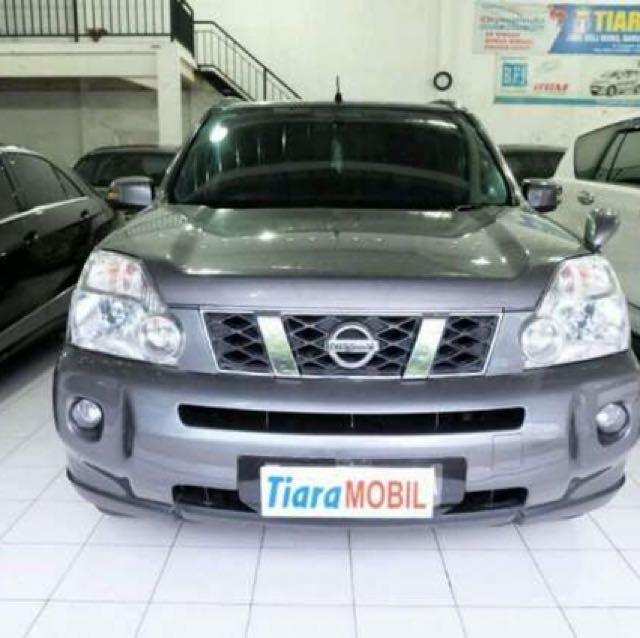 Nissan xtrail 2.5 ST matic th 2008