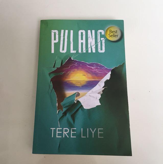novel pulang tere liye