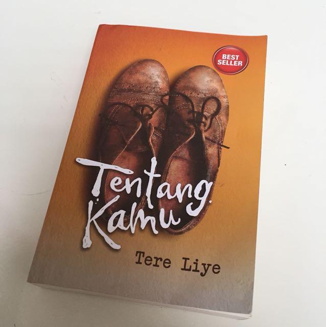 novel tentang kamu tere liye