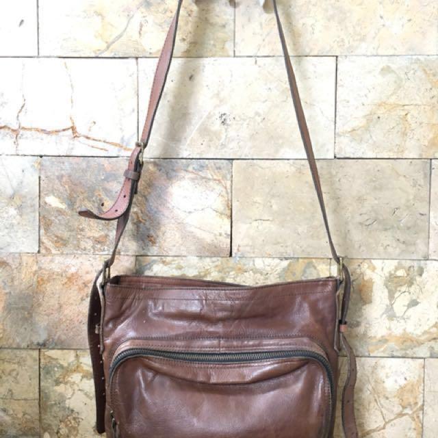 Ori Massimo Dutti Shoulder Bag