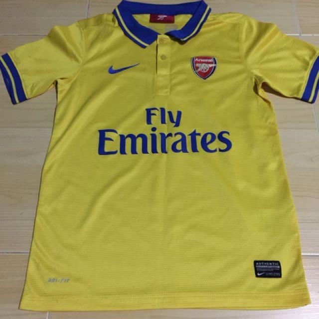 5a825c96a32 Original Arsenal away 2013-14