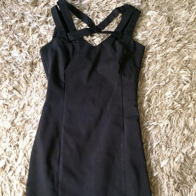 Original Mango Strappy dress