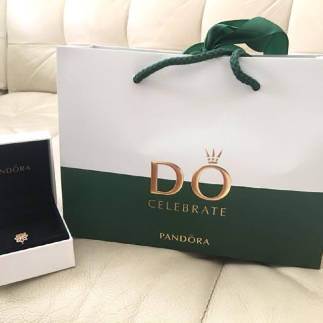 澳洲代購潘朵拉Pandora 飾品手鍊項鍊戒指