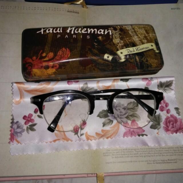 paul hueman eyeglasses