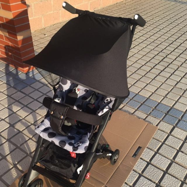 (Pending) Pockit Stroller Canopy Extension Babies u0026 Kids Prams u0026 Strollers on Carousell : stroller canopy extension - memphite.com