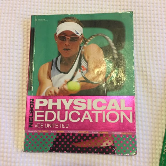 Physical Education Nelson Textbook Unit 1&2