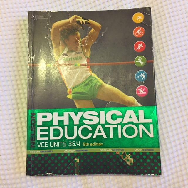Physical Education Nelson Textbook Unit 3&4