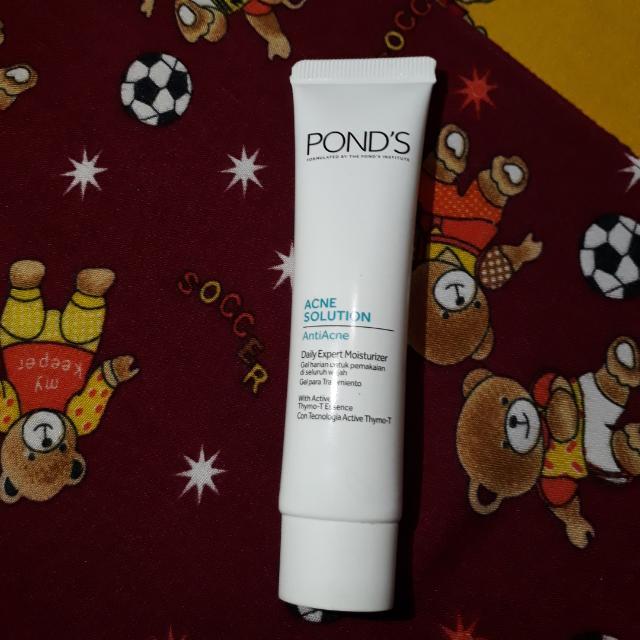 Pond's Acne Solution Moisturizer