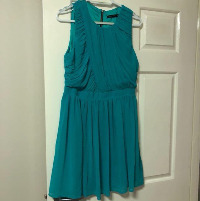Portmans size 12 green dress