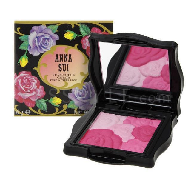 [PRELOVED] Anna Sui Blush On (300)