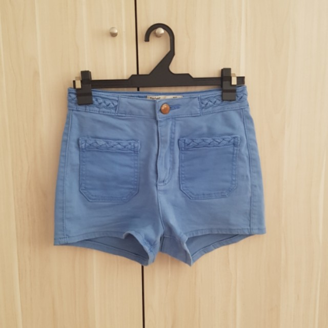 preloved cotton on shorts