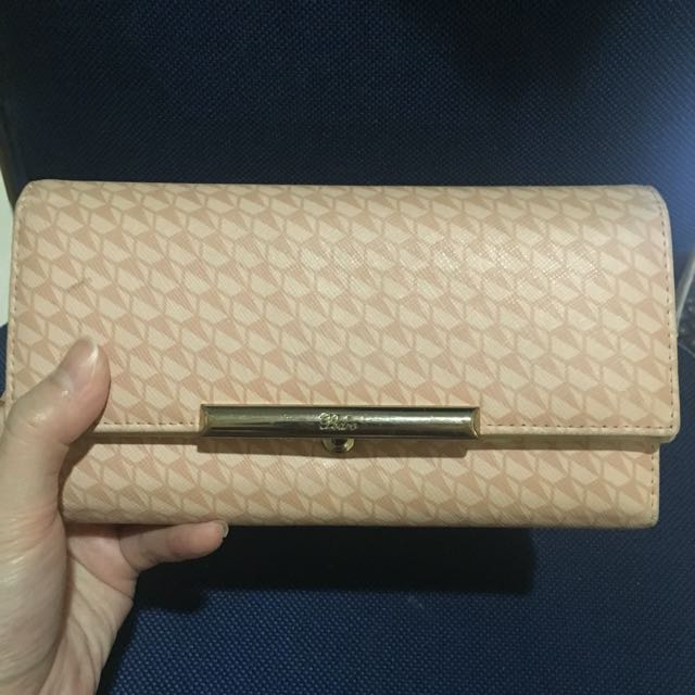 Preloved Pedro Woman Wallet