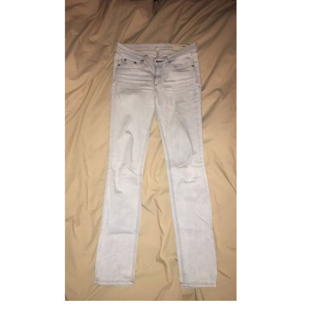 Rag & Bone light Jeans size 28