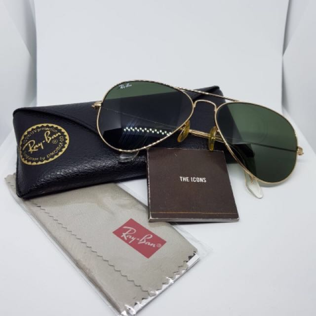 Rayban Aviator Authentic (woman)