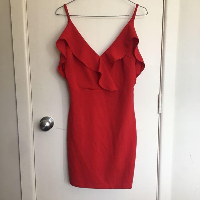 Red dress-mirou