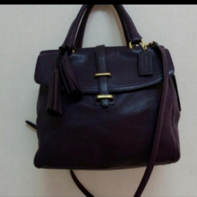 *Reduced* Authentic Coach Bag