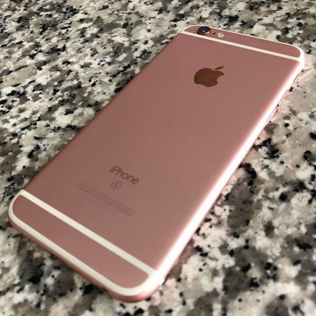 Rose Gold iPhone 6s 64GB MINT condition (UNLOCKED)