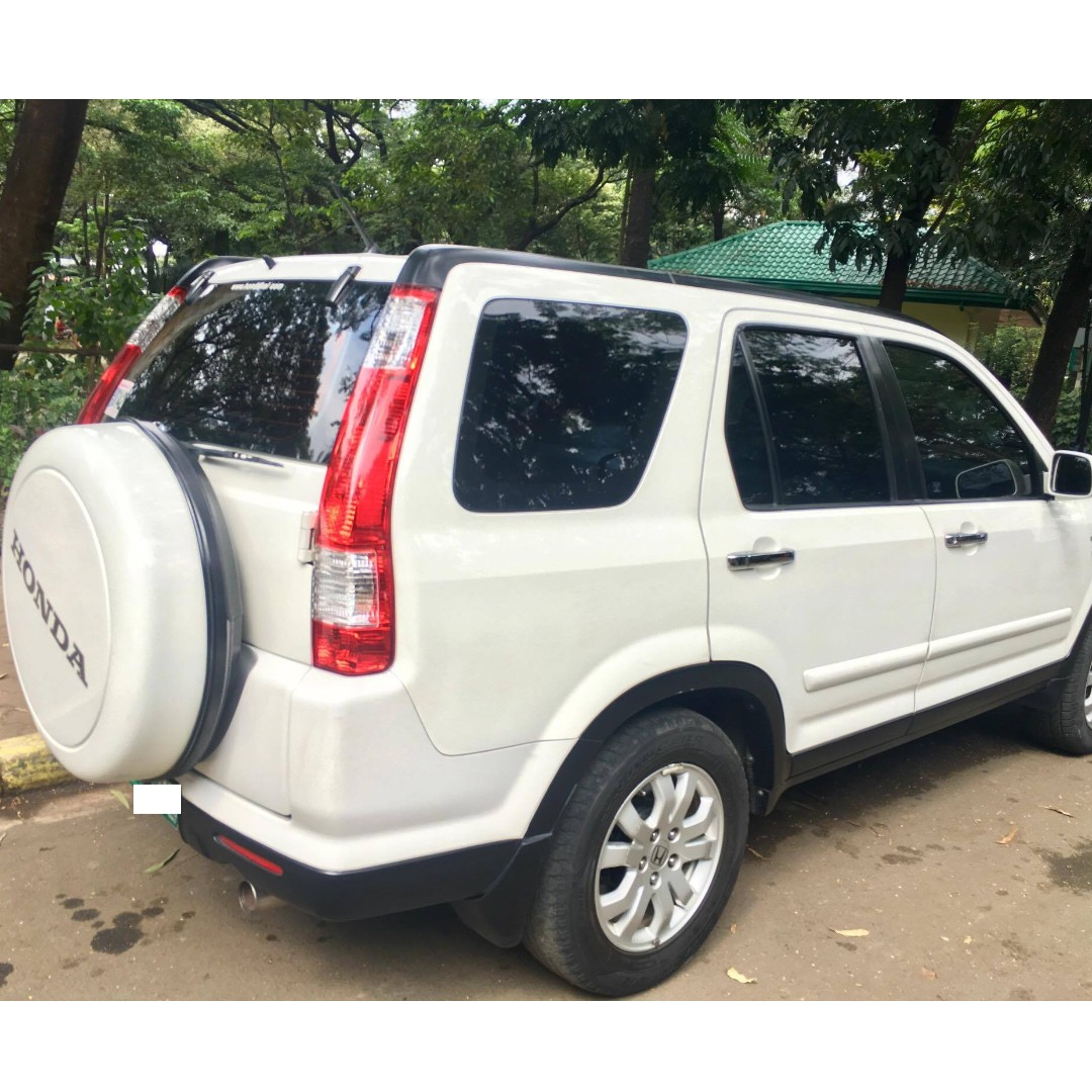 rush honda cr v 2006 2nd hand for sale cars cars for sale on carousell. Black Bedroom Furniture Sets. Home Design Ideas