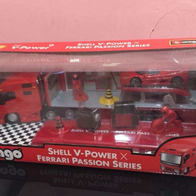 Shell Burago V series .
