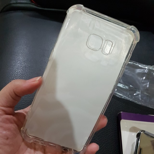 Silicon case s7 edge