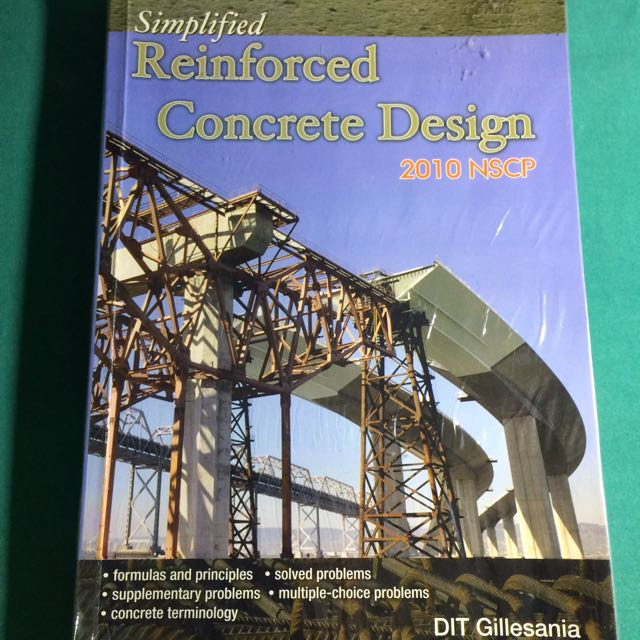 Simplified Reinforced Concrete Design by Gillesania 2010