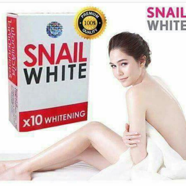 Snail white 10x whitening